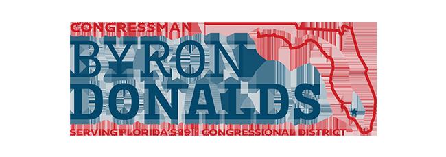 Representative Byron Donalds